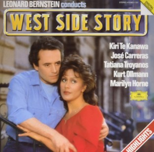 "Bernstein: West Side Story - Highlights - Vinyl / 12"" Album by  (0028947958062) - Vinyl - Music Classical Music"