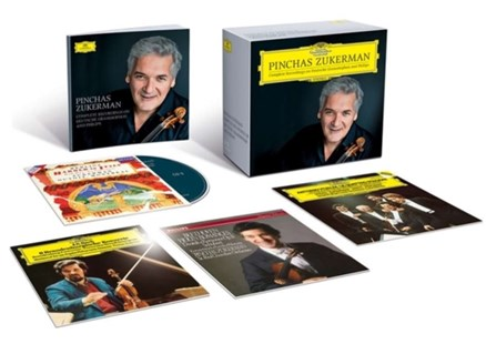 Complete Recordings On Deutsche Grammophon and Philips - CD / Box Set - Music Classical Music