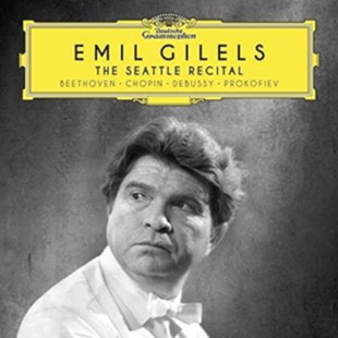 Emil Gilels: The Seattle Recital - CD / Album - Music Classical Music