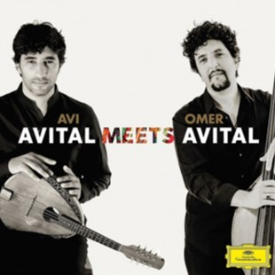 Avital Meets Avital - CD / Album - Music Classical Music