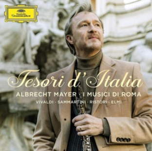 Albrecht Mayer: Tesori D'Italia - CD / Album - Music Classical Music