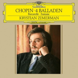 "Chopin: 4 Balladen/Barcarolle/Fantasie - Vinyl / 12"" Album by  (0028947972143) - Vinyl - Music Classical Music"