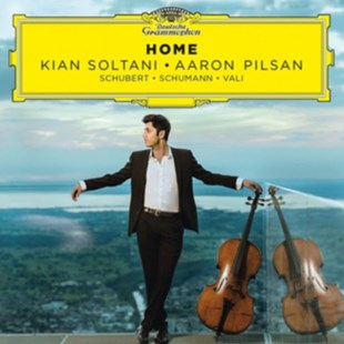 Kian Soltani/Aaron Pilsan: Home - CD / Album - Music Classical Music