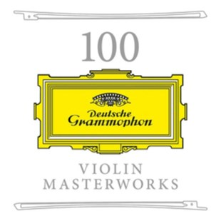100 Violin Masterworks - CD / Box Set - Music Classical Music