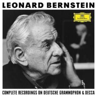 Bernstein: Complete Recordings On Deutsche Grammophon & Decca - CD / Box Set with DVD - Music Classical Music