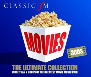 Classic Fm Movies - The Ultimate Collection - CD / Album - Music