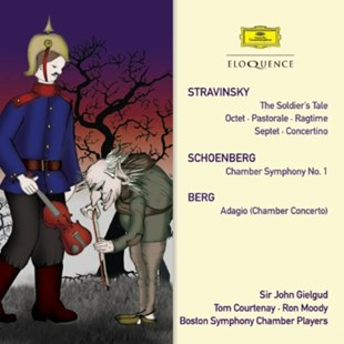 Stravinsky: The Soldier's Tale/Octet/Pastorale/Ragtime/Septet/... - CD / Album - Music Classical Music