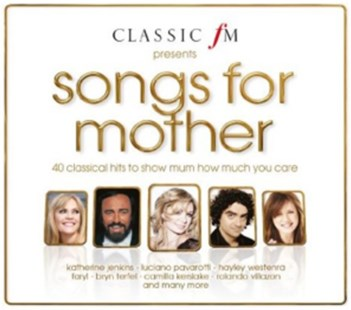 Songs for Mother - CD / Album - Music Classical Music