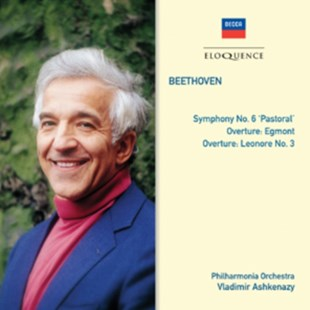Beethoven: Symphony No. 6, 'Pastoral'/Overture: Egmont/... - CD / Album - Music Classical Music
