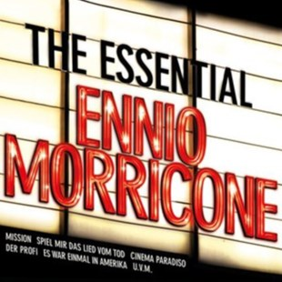 The Essential Ennio Morricone - CD / Album - Music Soundtracks