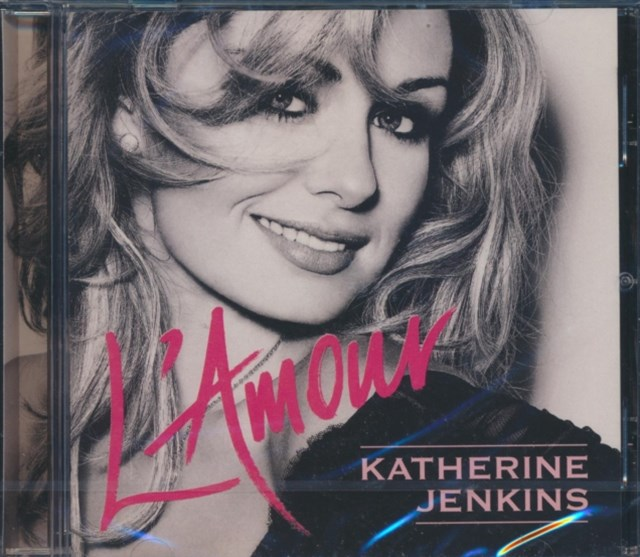Katherine Jenkins: L'amour - CD / Album