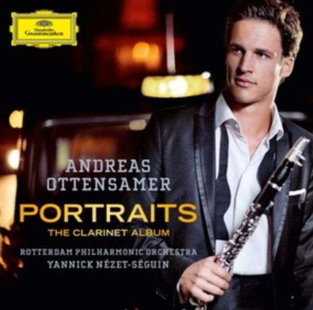 Andreas Ottensamer: Portraits - CD / Album