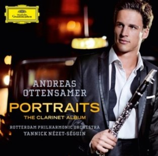 Andreas Ottensamer: Portraits - CD / Album - Music Classical Music