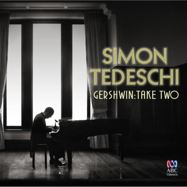 Simon Tedeschi: Gershwin: Take Two - CD / Album