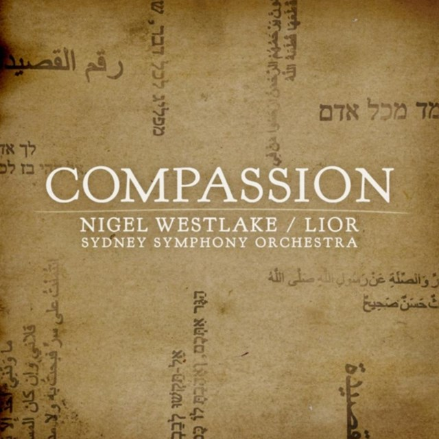 Compassion - CD / Album