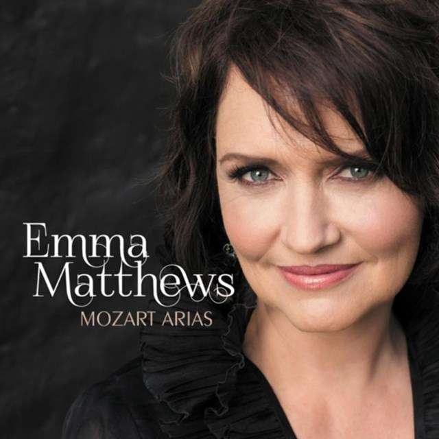 Emma Matthews: Mozart Arias - CD / Album
