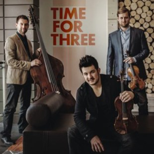 Time for Three - CD / Album - Music Classical Music