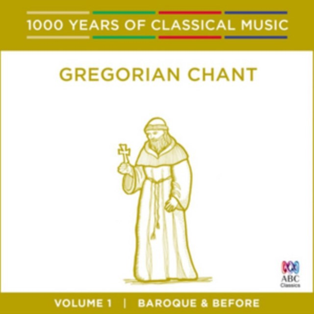 Gregorian Chant - CD / Album