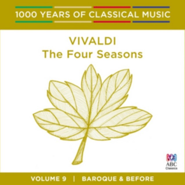Vivaldi: The Four Seasons - CD / Album