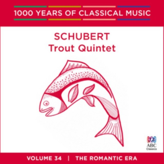 Schubert: Trout Quintet - CD / Album