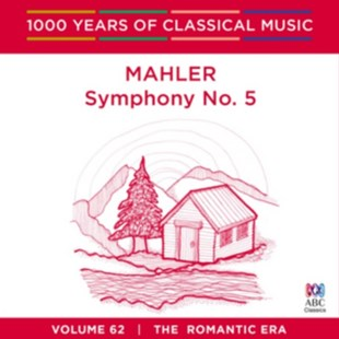 Mahler: Symphony No. 5 - CD / Album - Music Classical Music