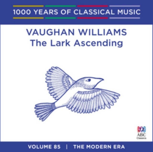 Vaughan Williams: The Lark Ascending - CD / Album