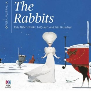 The Rabbits - CD / Album - Music Soundtracks