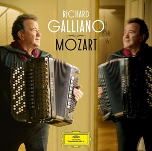 Richard Galliano: Mozart - CD / Album - Music Classical Music