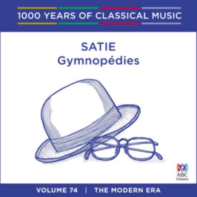 Satie: Gymnopedies - CD / Album