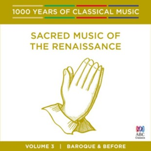 Sacred Music of the Renaissance - CD / Album - Music Classical Music