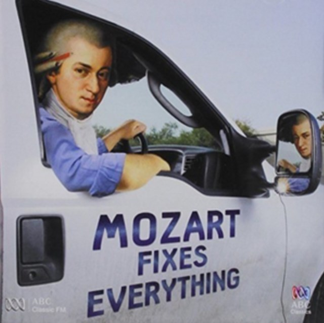 Mozart Fixes Everything - CD / Album