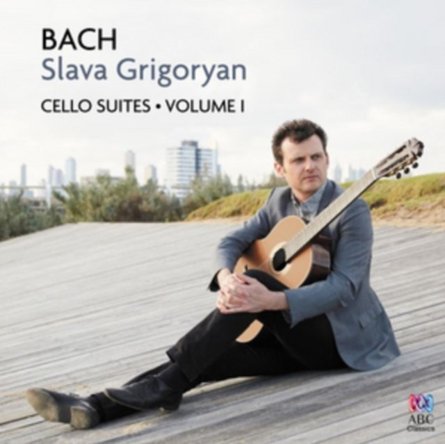 Bach: Cello Suites - CD / Album