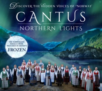 Cantus: Northern Lights - CD / Album - Music Classical Music