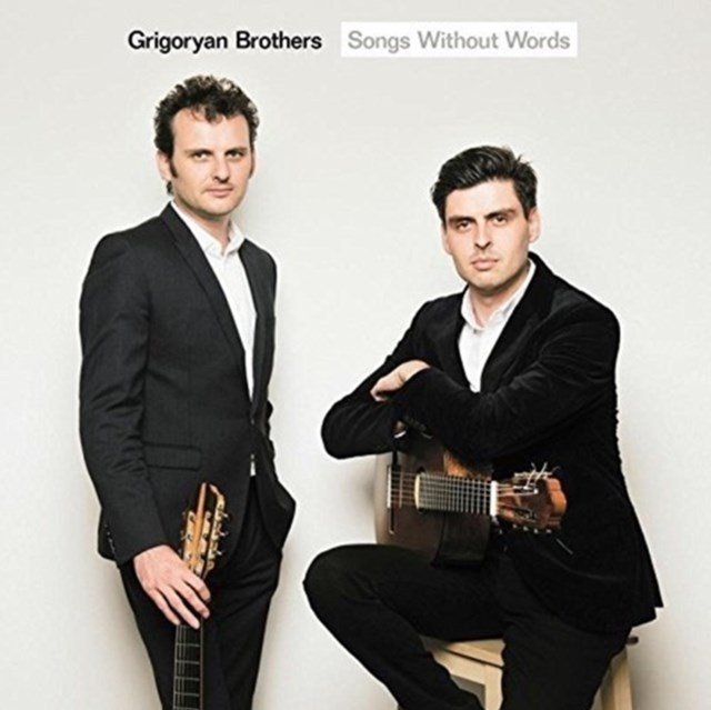 Grigoryan Brothers: Songs Without Words - CD / Album