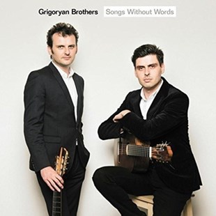 Grigoryan Brothers: Songs Without Words - CD / Album - Music Classical Music