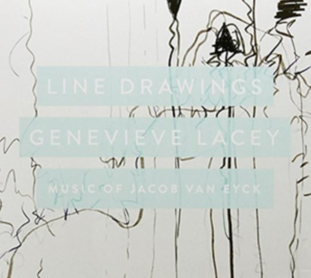 Genevieve Lacey: Line Drawings - CD / Album