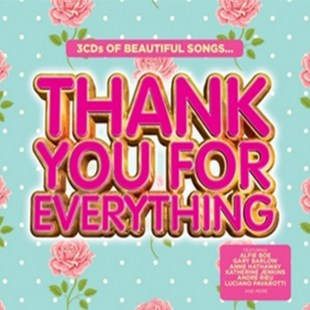 Thank You for Everything - CD / Album - Music Classical Music