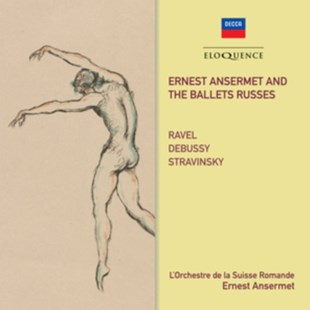 Ernest Ansermet and the Ballets Russes - CD / Album - Music Classical Music