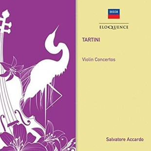 Tartini: Violin Concertos - CD / Album - Music Classical Music