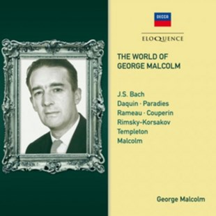 The World of George Malcolm - CD / Album - Music Classical Music