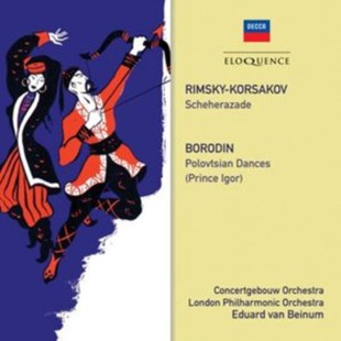 Rimsky-Korsakov: Scheherazade/Borodin: Polovtsian Dances - CD / Album - Music Classical Music