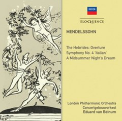 Mendelssohn: Symphony No.4/Midsummer Night