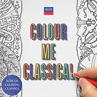 Colour Me Classical CD