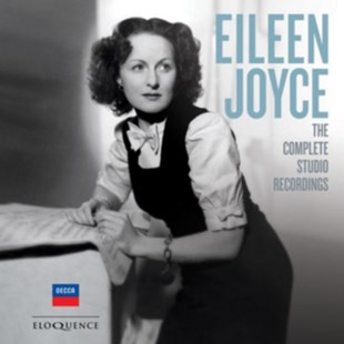 Eileen Joyce: The Complete Studio Recordings - CD / Box Set - Music Classical Music