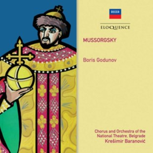 Mussorgsky: Boris Godunov - CD / Album - Music Classical Music