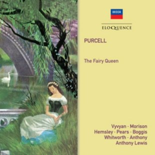 Henry Purcell: The Fairy Queen - CD / Album - Music Classical Music