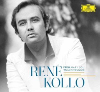 Rene Kollo: From Mary Lou to Meistersinger - CD / Album - Music Classical Music