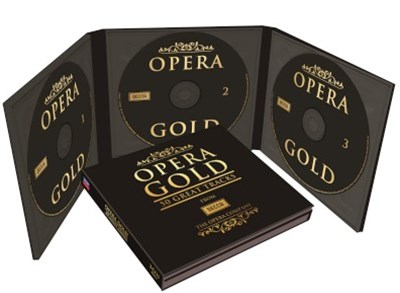 Opera Gold:50 Great Tracks CD