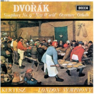 "Dvorák: Symphony No. 9 'New World'/Overture 'Othello' - Vinyl / 12"" Album by  (0028948309580) - Vinyl - Music Classical Music"