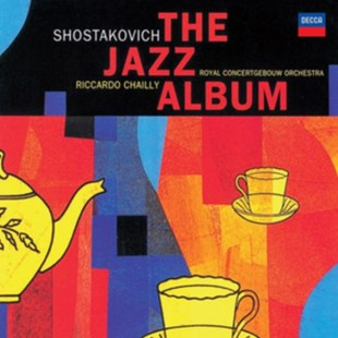 "Shostakovich: The Jazz Album - Vinyl / 12"" Album by  (0028948309603) - Vinyl - Music Classical Music"